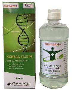 aaharya product herbal fluids